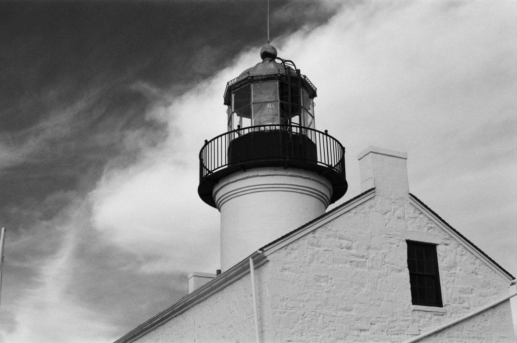 Old Point Loma Lighthouse, Nov. 2018